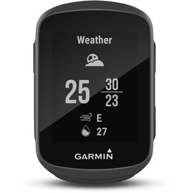 Garmin Edge 130 Navigatore Mountain Bike Bundle nero